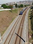 Railroad, Grajaú, São Paulo, Brazil