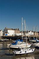 Harbor, Stonehaven, Scotland northeast, UK