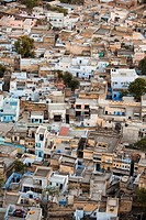 City of Kuchaman, Rajasthan, North India, India, Asia