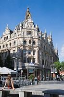 Leysstraat 30, Antwerp, Belgium