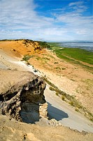 Morsum Cliff, Morsum, Sylt, North Frisia, Schleswig_Holstein, Germany, Europe