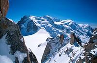 Mont_Blanc, France, Chamonix
