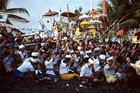 procession, Indonesia, Bali, Ubud
