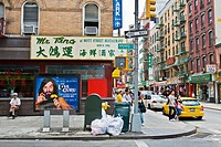 Chinatown, Manhattan New York, United States of America