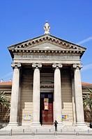 Church Notre Dame du Port, Nice, Alpes-Maritimes, Provence-Alpes-Cote d'Azur, Southern France, France, Europe