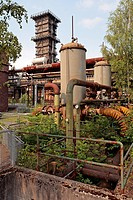 coking plant Hansa, Germany, North Rhine_Westphalia, Ruhr Area, Dortmund