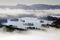lake Herajaervi, Finland