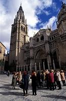 Toledo, Castile_La Mancha, Spain