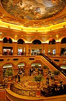 The Venetian, casino, Macau, China, Asia