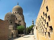 Mausoleo Mameluco, Ciudad de los Muertos, Cairo, Egipto
