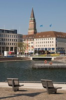 Townhall, Kiel, Schleswig_Holstein, Germany