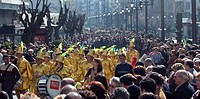 Pasacalles del carnaval de Granada