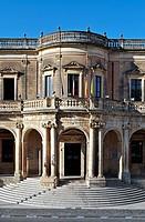 Baroque architecture. Noto. Italy