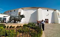 Plaza de Toros de Ronda. Malaga. Andalucia. Spain.