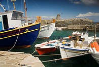 Paros island, Cyclades islands, Aegean Sea, Greece, Europe