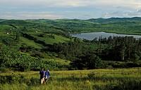 Lake Nyabihoko, near Nytungamo, Uganda