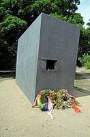 Memorial to the homosexuals murdered during the Nazi regime, Berlin, Germany, Europe