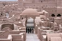 citadel Arg_Ú Bam, Iran, Kerman, Bam