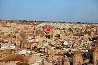 hot_air balloon, Turkey, Cappadocia, Goereme