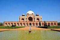 Humayun´s Tomb, India, Delhi
