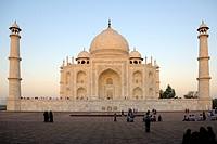 Taj Mahal, India, Uttar Pradesh, Agra