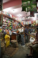 food store in Kalimpong, India, West Bengal