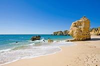 Praia Sao Rafael, Portugal, Algarve
