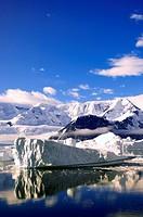 landscape at Antarctica, Antarctica, Chile