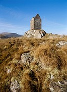 SMAILHOLM TOWER BORDERS Sir Walter Scott writer and poets home on hill top