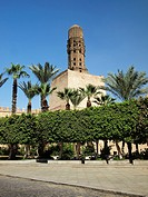 Mezquita Al Hakim , El Cairo , Egipto