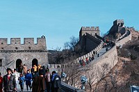 Great Wall, Badaling section, China