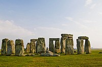 Stonehenge  One of the most famous sites in the world, Stonehenge is composed of earthworks surrounding a circular setting of large standing stones an...