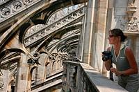 Milan, Duomo, Italy, Lombardy, Milan