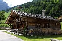 Austria, Tyrol, Engalm