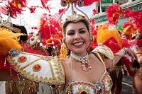 England, London, Notting Hill Carnival