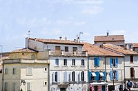 City View in Arles, Provence-Alpes-Cote d'Azur, France (thumbnail)