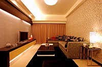 Modern Interior Design - Living Room (thumbnail)