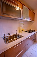 Modern Interior Design _ Domestic Kitchen