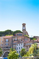 Old Town in Cannes, Provence_Alpes_Cote d'Azur, France, Europe