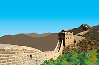 China, Great Wall Of China, UNESCO, World Cultural Heritage