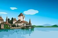 Switzerland, Riverside