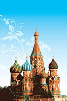 Russia, Moscow, Red square, UNESCO, World Cultural Heritage