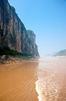 China, Yangtze River, Three Gorges, Qutang Gorge