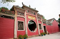 China, Macou, A_Ma Temple, UNESCO, World Cultural Heritage