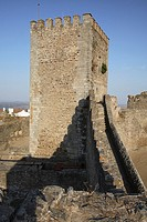 Monsaraz Castle, Alto Alentejo, Portugal