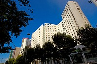 New business district at Parque das Nações (location for the Expo 98), Lisbon, Portugal