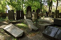 Berlin  Germany  Jewish cemetery on Sch&#246;nhauser Allee