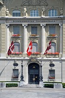 Swiss national bank, Switzerland, Berne, Berne