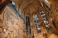 Chapel of Santissim i Sant Pere by Barcelo, Cathedral, Palma, Mallorca, Spain