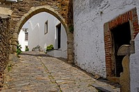 Monsaraz. Fortified Village. Alto Alentejo. Evora. Portugal